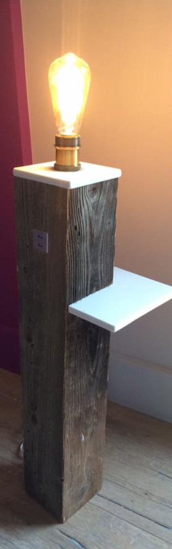 Création mobilier bois
